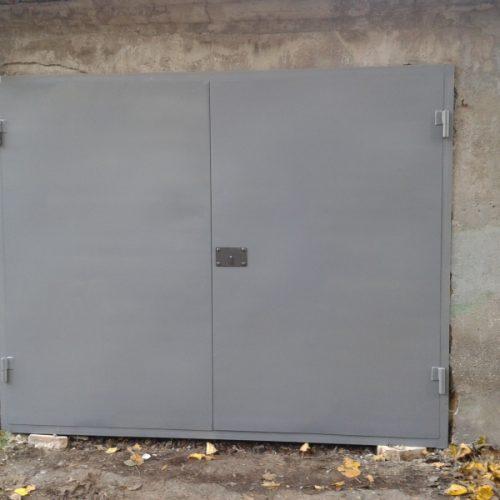 гаражные ворота в нижнем новгороде