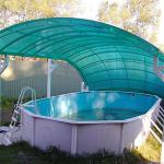 Навесы для бассейна